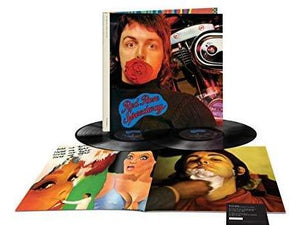 McCARTNEY, PAUL & WINGS Red Rose Speedway [2018] 2LP reissue SEALED, NEW