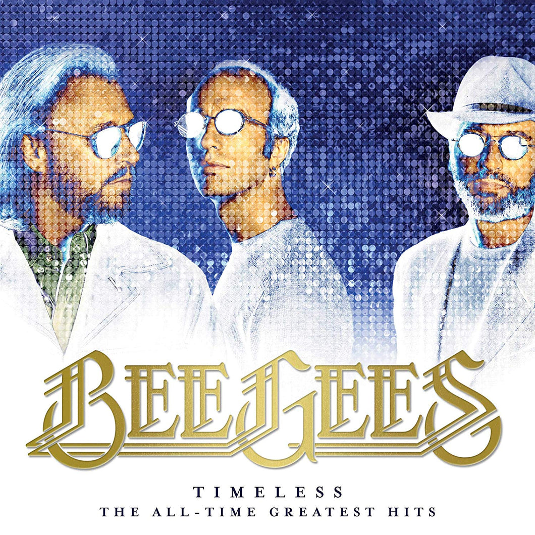 BEE GEES Timeless - The All-time Greatest Hits [2017] 2018 180g 2LP SEALED, NEW (preorder 10/26/2018)
