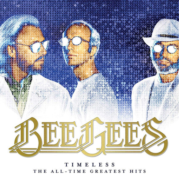 BEE GEES Timeless - The All-time Greatest Hits [2018] 180g 2LP SEALED, NEW