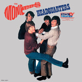 MONKEES Headquarters Stack O' Tracks [2017] clear vinyl 180g NEW