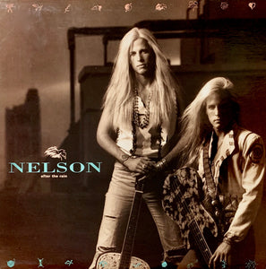 NELSON After the Rain [1990] Hard to find NM BMG music club USED