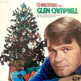 CHRISTMAS; Glen Campbell - Christmas With Glen Campbell [1971] USED