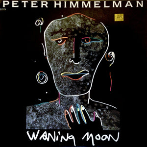 "PETER HIMMELMAN ""Waning Moon"" [1987] 12"" single Promo rare USED"