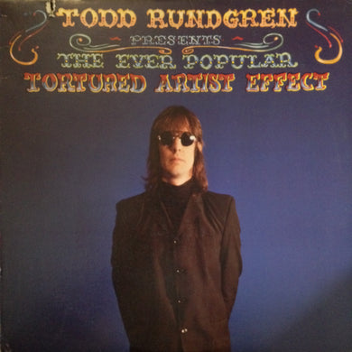 TODD RUNDGREN The Ever Popular Tortured Artist Effect [1982] VG USED