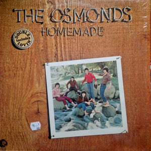 OSMONDS Homemade [1971] NM- in shrink w original insert intact! USED