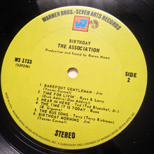 ASSOCIATION Birthday [1968] Sunshine Pop orig press VG+ USED