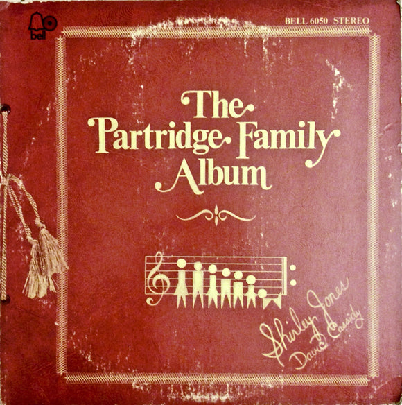 PARTRIDGE FAMILY The Partridge Family Album [1970] David Cassidy USED