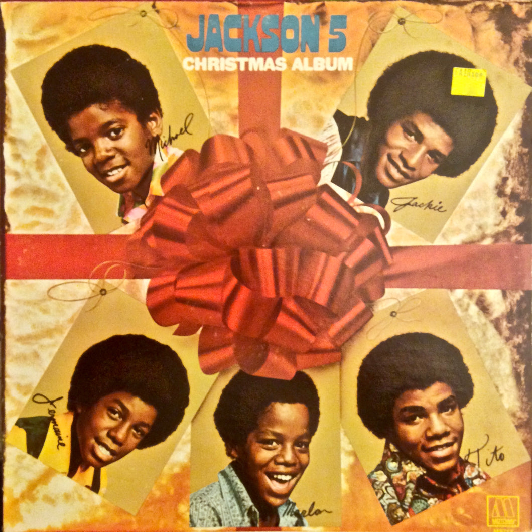 CHRISTMAS: JACKSON 5 Christmas Album [1970] USED