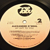 CHRISTMAS: ALEXANDER O'NEAL My Gift To You [1988] Jimmy Jam Terry Lewis M- USED