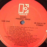 SHOES Present Tense [1979] Very Good+/EX condition Power Pop USED