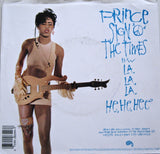 "PRINCE ""Sign O The Times""/""La La La, He He Hee"" [1987] orig 7"" single USED"