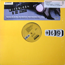 "SIZEQUEEN ""I Am Ready"" [2003] Double 12"" single USED"