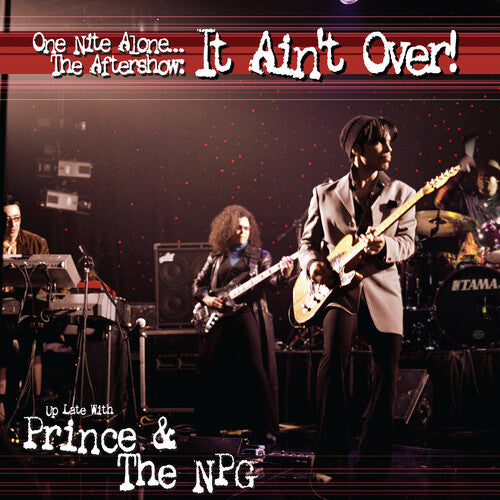 PRINCE (4/17) One Nite Alone... The Aftershow: It Ain't Over! [2020] First time on vinyl! Purple 2LP w download card SEALED, NEW