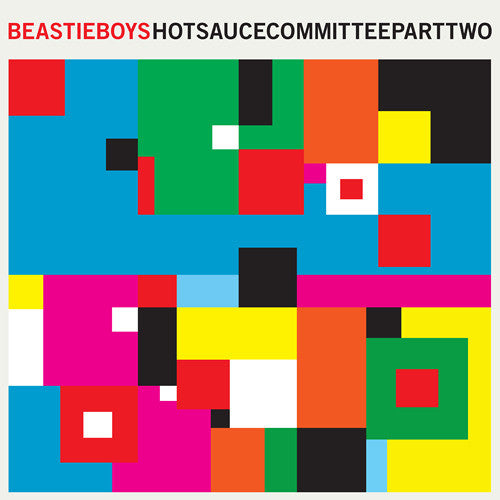 BEASTIE BOYS Hot Sauce Committee Part Two [2017] 2LP repress SEALED, NEW