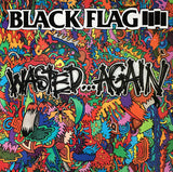 BLACK FLAG Wasted...Again [1990] SEALED, NEW