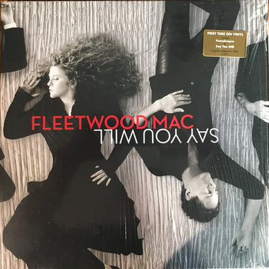 FLEETWOOD MAC Say You Will [2018] 2003 album, first time on VINYL! SEALED, NEW