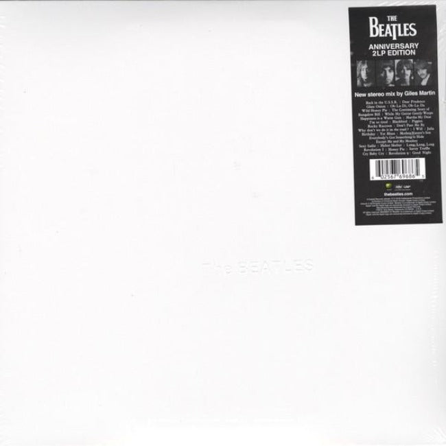 BEATLES White Album [2018] Stereo Remix, Standard 2LP version SEALED, NEW