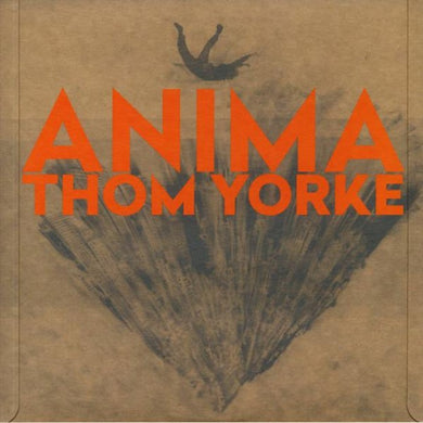 YORKE, THOM Anima [2019] *indie exclusive* 2LP ORANGE vinyl! SEALED, NEW