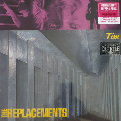REPLACEMENTS Tim [2019] *indie exclusive* Magenta vinyl SEALED, NEW