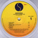 MADONNA Madonna [2019] Limited ed. CLEAR vinyl reissue SEALED, NEW