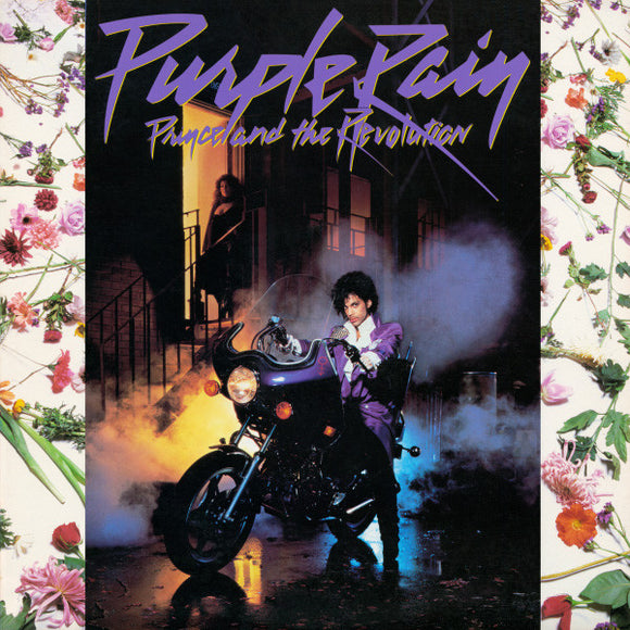 PRINCE & THE REVOLUTION Purple Rain Sdtk [1984] orig press USED