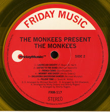 MONKEES Present [1969] 2012 180g YELLOW vinyl pressing, gatefold NEW