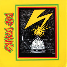 BAD BRAINS s/t [1982] 2016 vinyl reissue SEALED, NEW
