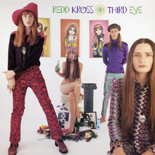 REDD KROSS Third Eye [2018] reissue GREEN vinyl SEALED NEW