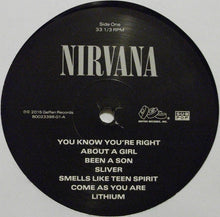 "NIRVANA Nirvana [2015] 2002 ""best of"" collection, includes download SEALED, NEW"
