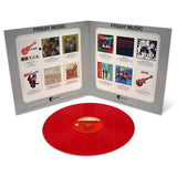 MONKEES Live 1967 [2016] 50th Anniv. Limited Ed. RED vinyl NEW