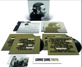 LENNON, JOHN (10/9) Gimme Some Truth (4LP) (2020] 36 newly remixed track w extras SEALED, NEW