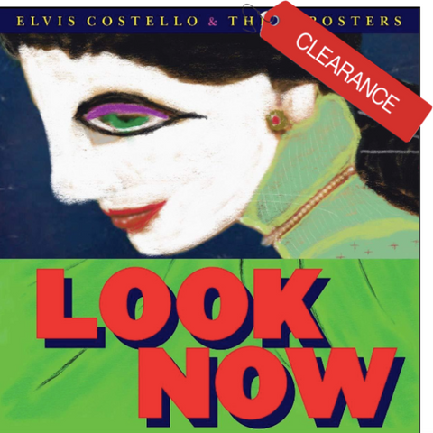 COSTELLO, ELVIS & THE IMPOSTERS Look Now [2018] 180g NEW