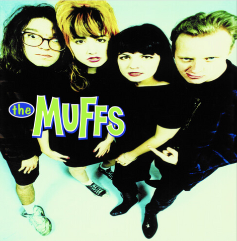 MUFFS, THE (street date 3/19) The Muffs [2021] black vinyl reissue NEW