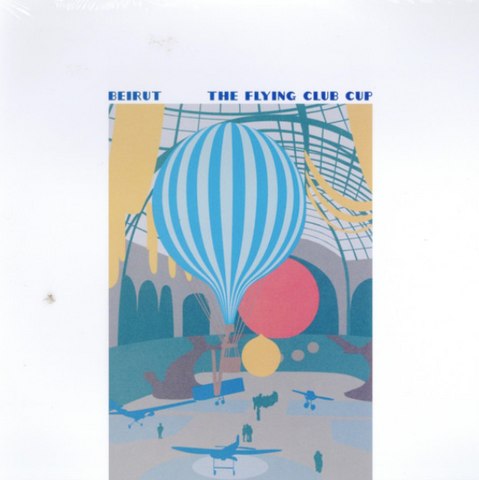 BEIRUT The Flying Club Cup [2019] vinyl reissue NEW