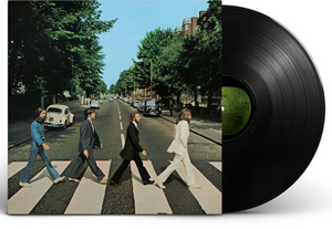 BEATLES Abbey Road Anniversary (1LP) [2019] new stereo REMIX SEALED, NEW