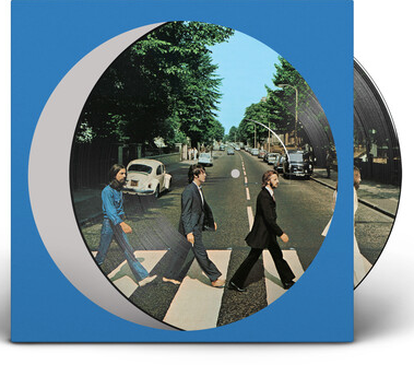 BEATLES Abbey Road Anniversary Picture Disc [2019] new stereo REMIX SEALED, NEW