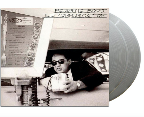 BEASTIE BOYS Ill Communication [2019] *indie exclusive* 2LP silver vinyl SEALED, NEW