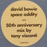 BOWIE, DAVID Space Oddity (2019 remix) [2019] brand new mix! SEALED, NEW