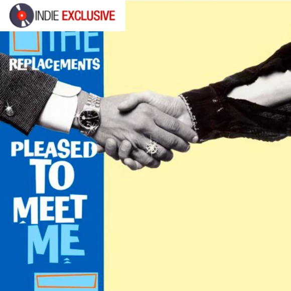 REPLACEMENTS Pleased To Meet Me [2020] *indie exclusive* BLUE vinyl SEALED NEW
