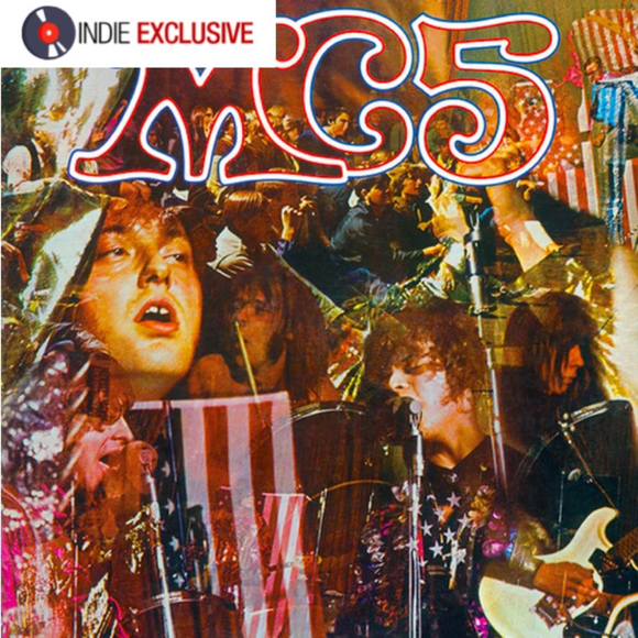 MC5 Kick Out the Jams [2020] reissue Colored Vinyl SEALED, NEW