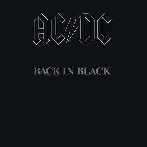 AC/DC Back in Black [2003]  remastered NEW