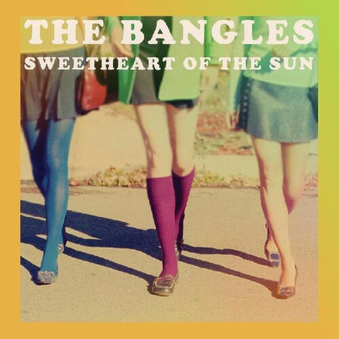 BANGLES (street date 4/2) Sweetheart of the Sun [2021] Limited Teal vinyl  NEW
