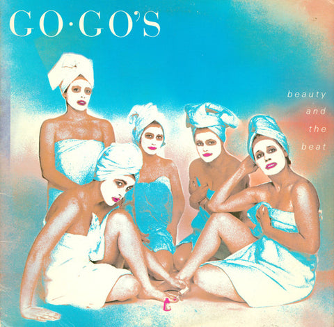 GO-GO'S Beauty and the Beat (2020) vinyl reissue! NEW