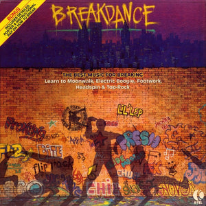 K-TEL'S BREAKDANCE Various Artists [1984] VG+ nice! USED
