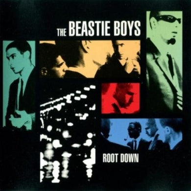 BEASTIE BOYS Root Down [2019] *indie exclusive* green vinyl SEALED, NEW