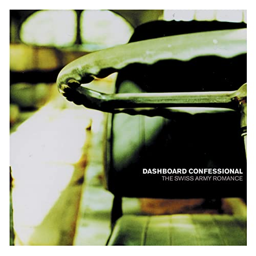 DASHBOARD CONFESSIONAL The Swiss Army Romance [2020] Reissue SEALED, NEW