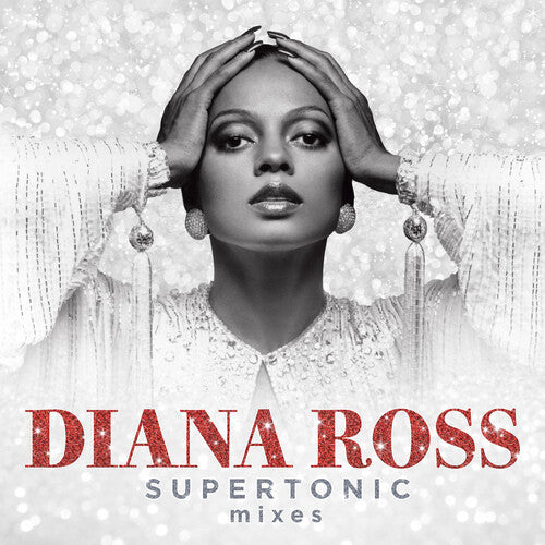 ROSS, DIANA Supertonic: Mixes [2020] Lmt Ed. Clear vinyl SEALED, NEW