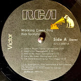 SPRINGFIELD, RICK Working Class Dog (1981) w custom inner sleeve USED