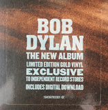 DYLAN, BOB Rough And Rowdy Ways [2020] Ltd Ed Gold Colored vinyl 2LP SEALED, NEW