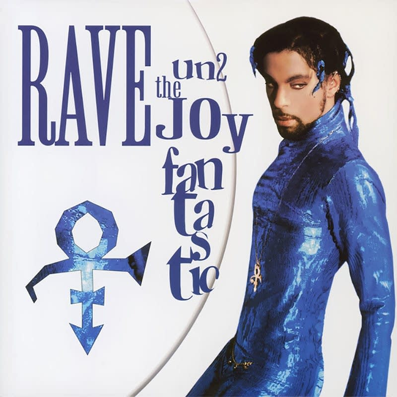 PRINCE Rave Un2 The Joy Fantastic [2019] 2LP PURPLE vinyl reissue SEALED, NEW